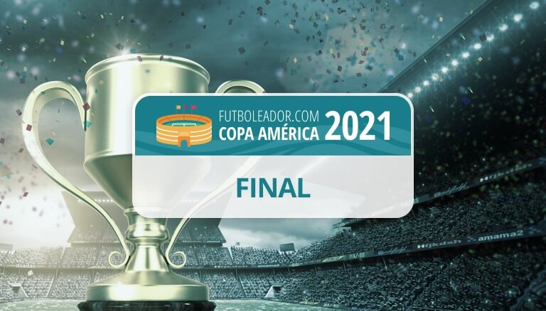 El gran final de la Copa América 2021 en Barranquilla el