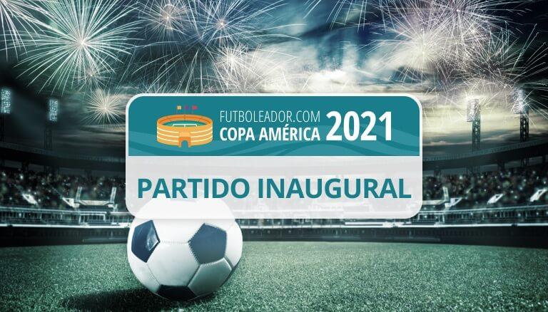 Todo sobre el partido inaugural de la Copa América 2021 el 11 de junio en Buenos Aires