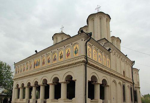 La catedral de Bucarest