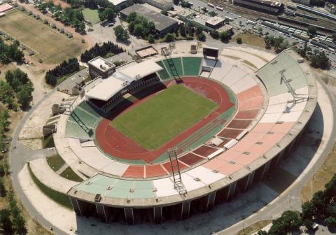 Antiguo estadio Ferenc Puskas.