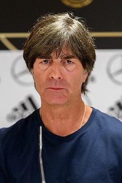 Entrenador del DFB Joachim Loew