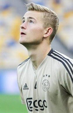 Matthijs de Ligt en la Eurocopa 2021