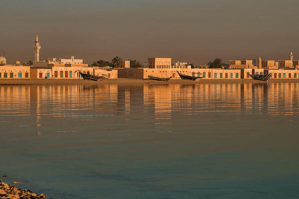 Aldea del patrimonio de Al Wakrah
