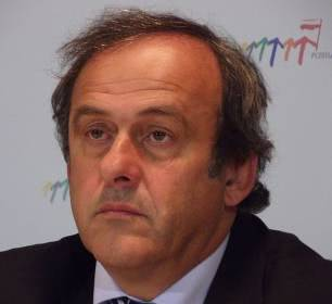 Michel Platini, el máximo goleador de la Eurocopa 1984 con 9 goles