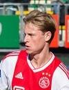 El estrella de los Países Bajos en la Eurocopa 2021 Frenkie de Jong