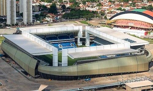 Arena Pantanal Cuiabá Sede de la Copa América 2021