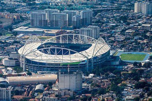 Estadio Nilton Santos Río de Janeiro