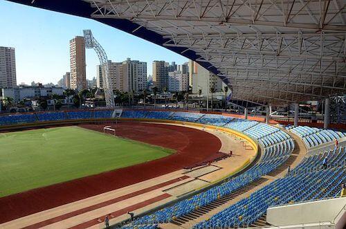Estadio Olímpico en Goiânia Sede de la Copa América 2021