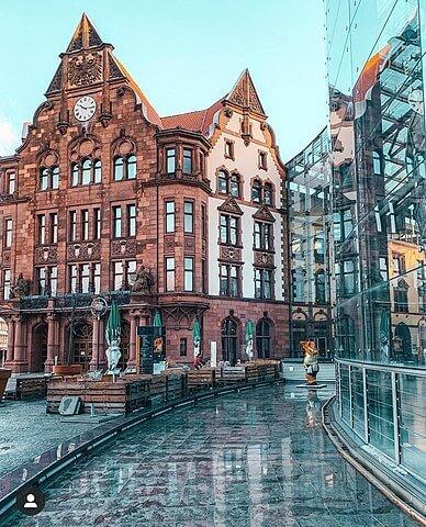 Altes Stadthaus en Dortmund