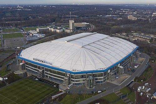 Arena AufSchalke Sede de la Eurocopa 2024