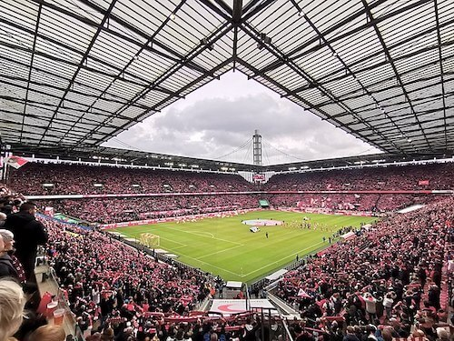 Stadion Köln en la Eurocopa 2024
