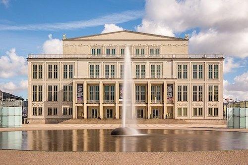 Opernhaus Leipzig Sede Eurocopa 2024