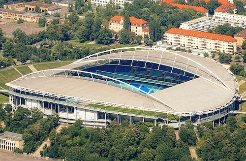 Red Bull Arena Sede Eurocopa 2024 Leipzig