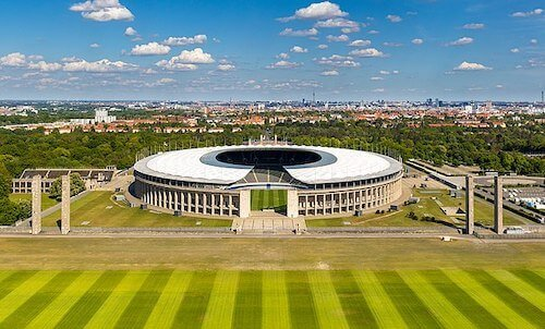Estadio Olimpico de Berlin Eurocopa 2024