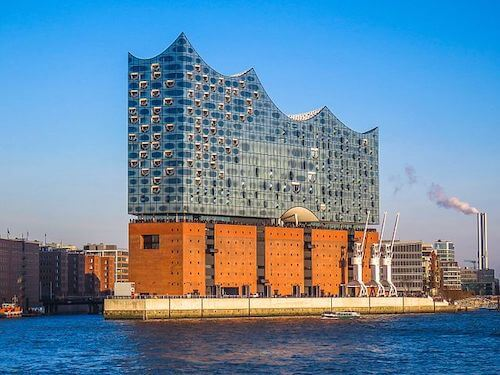 Filarmonica de Elbe Hamburgo Eurocopa 2024